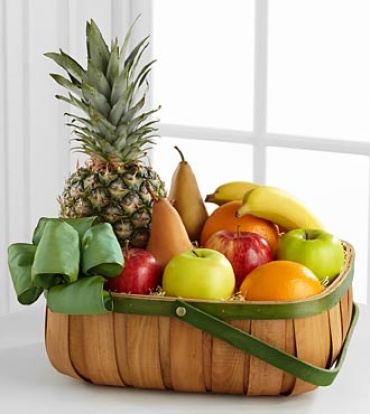 The Thoughtful Gesture™ Fruit Basket