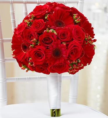 All Red  Bouquet