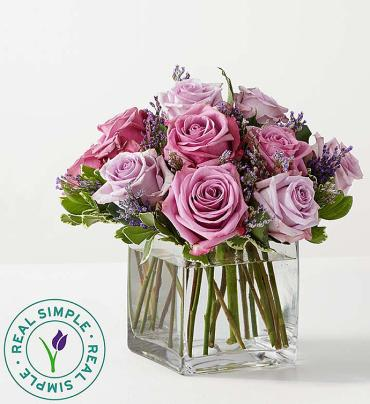 Graceful Lavender Bouquet by Real Simple®