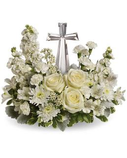 A Divine Peace Bouquet