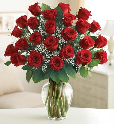 "Ultimate Eleganceâ""¢  Premium Long Stem Red Roses"